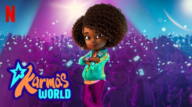 Karma's World on Netflix UK