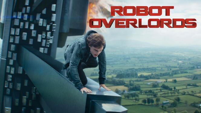 Robot Overlords on Netflix UK