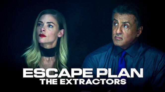 Escape Plan: The Extractors on Netflix UK