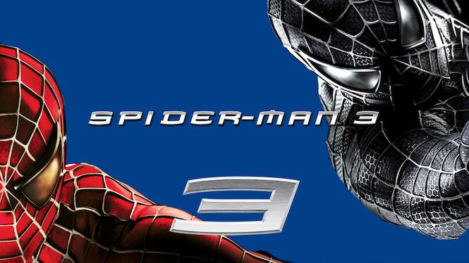 Spider-Man 3 on Netflix UK